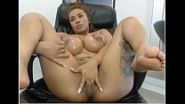 Amazing Body Latina Tanned Arabic-kind Girl
