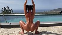 Naked Sensual Yoga With Roxy Fox