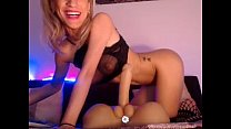 Russian Girl playing with Machine on cam - More on hotcamgirls.co