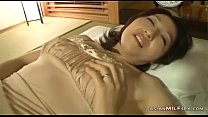 Milf Caught On Masturbating By Young Guy Sucking His Cock On The Mattress In The