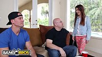 Bangbros - 18Yo Sally Squirt Gets Banged Out By Big Dick Sean Lawless