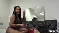 Natalia Prado Se Prepara Para Uma De Suas Prime