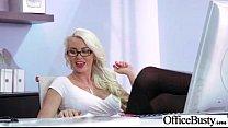 Office Slut Girl (gigi allens) With Big Tits Love Hard Bang clip-20