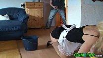 German Blonde MILF Free Mature Porn Video