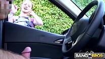 BANGBROS - Flashed Dick At Precious Blonde Girl...