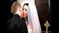 Sexy Bride Jayden James Fucks Her Priest