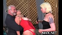 Sexy fetish scenes with hawt ass females in need for act