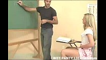 Screenshot Horny Schoolgirl Gets Wet In Class