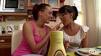 Smoking Hot Nympho Sisters Practice Their Blowjob Skills