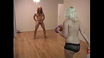 Darering Nude Ring Toss Game