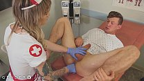 GenderX - Transsexual Nurse Gives Full Body Physical Exam