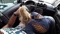 mp4 sex videos - Loira gostosa mamando no carro thumbnail