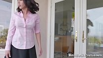 Dumb Milf Spit-Roasted By Her Step-Sons Preview