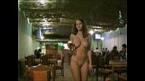 The Naked Waitress