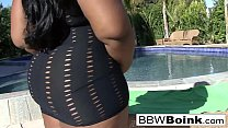 Hot threesome with big butt babes Pinky and Crystal thumbnail