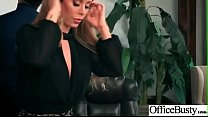 Slut Sexy Girl (Nicole Aniston) With Big Round Boobs In Sex Act In Office video-19 thumbnail