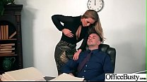 Slut Sexy Girl (Nicole Aniston) With Big Round Boobs In Sex Act In Office video-19 porn thumbnail
