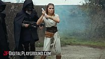 (Adriana Chechik, Xander Corvus, Tony De Sergio, Axel Aces) - Star Wars The Last Temptation A DP XXX Parody Scene 3 - Digital Playground Thumbnail