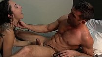 Lance Hart and Roxanne Rae play with Doxy toys