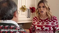 Moms Bang Teens - (Cory Chase, Kali Roses, Juan El Caballo Loco) - Keep The Xmas Lights Tied On - Reality Kings