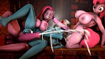 [MLP FUTA THREESOME] DASH POUNDED BY THE PINKS - NOW W AUDIO!'s Thumb