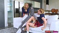 Moms Bang Teen - Naughty Needs threesome by Reality Kings preview image