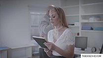 Boss Seduce Her In The Office
