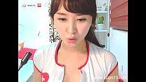 Sexy Korean Girl - Joel (11)  Www.kcam19.com