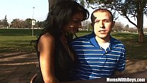Watching My Hot Sexy Wife Persia Pele Get Fucked Vorschaubild