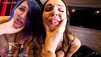 Part 1 - Games of Porn- Lilu Moon & JM Corda & Purple Bitch & KeokiStar صورة