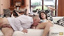 DADDY4K. Hot old and young sex gives Tiffany Doll a chance to reach orgasm