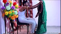 desimasala.co - Servant aunty huge cleavage and hanging boobs romance Preview