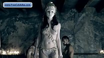 Big Tits Erin Cummings sex scenes in Spartacus