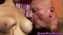 Teen rimmed by old perv thumbnail
