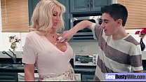 Big Tits Slut Housewife (Ryan Conner) Like Hard Style Intercorse movie-24 preview image