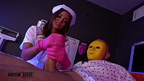 AmateurBoxxx - Naughty Nurse Havana Strokes and...