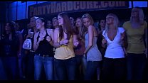 Brunette slots engulfing hard jock pornhub video