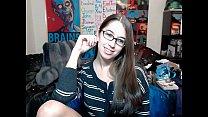 cute alexxxcoal fingering herself on live webcam  - find6.xyz - Download mp4 XXX porn videos