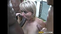 Petra Gangbanged by Black Cocks pornhub video