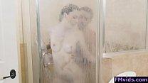 Sexy hot babe shower fuck صورة