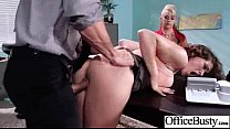 Hard Style Sex With Busty Office Girl (krissy lynn) movie-22 pornhub video