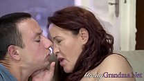 Fingered gilf gives head