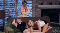 (Dee Williams, Kayleigh Coxx, Rob Yaeger) - Meet My Folks Part 3 - Transangels