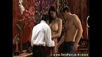 Tera Patrick - 2 cocks one pussy pornhub video