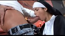 Depravate Young Nun!!!