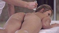 Sensual anal sex after massage with Nikki Dream