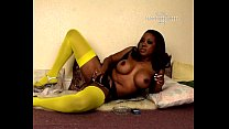 Sexy Ebony Lexi  Martinez Smoking Masturbation ng Masturbation