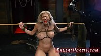 Amateur ebony rough blowjob Big-breasted blonde beauty Cristi Ann is preview image