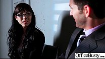 Office Big Tits Girl (Jessica Jaymes) Realy Love Hard Baning clip-24 image