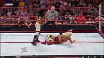 Melina vs Maryse. Raw.